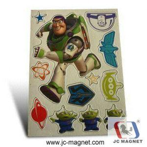 PVC Fridge Magnet pictures & photos