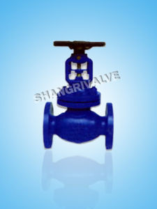 DIN Standard Bellows Globe Valve (Type: SRWJ41)
