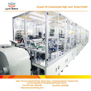 Smoke Detector Assembly Production Machine pictures & photos