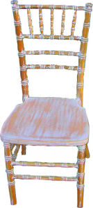 Limewash Chiavari Chair (CC001)