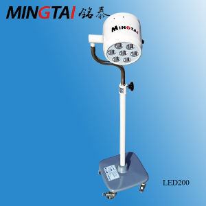 Mobile Operating Light LED200 (single port model) pictures & photos