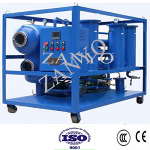 High Vacuum Transformer Oil Cleaning Machine with Functions of Dehydration, Degassing, Filtration pictures & photos