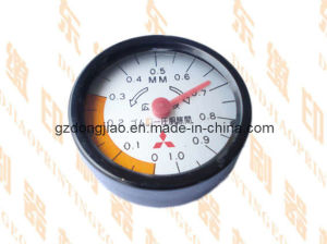 Mitsubishi Printing Machinery Part - Pressure Meter