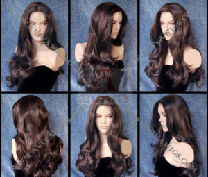 Kanekalon Synthetic Hair Wig (AV-SW052) pictures & photos