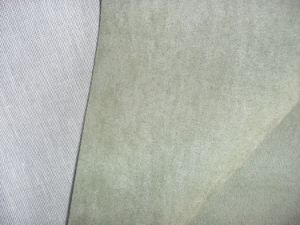 Suede/Weft Suede With T/C Bonding