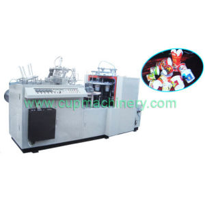 Full Automatic Double Sides PE-Coated Paper Bowl Forming Machine (LBZ-LD)