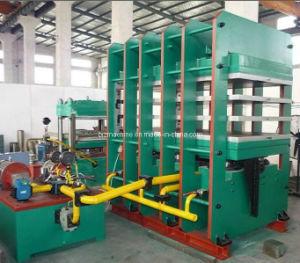 Hot Platen Vulcanizer Machine pictures & photos