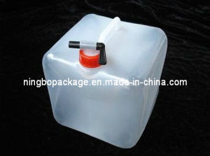 Foldable 10L Food Grade PE Water Carrier Water Container Water Jug (NBSC-WC003) pictures & photos