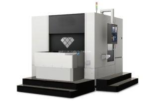 Horizontal Machining Center CNC Machine pictures & photos