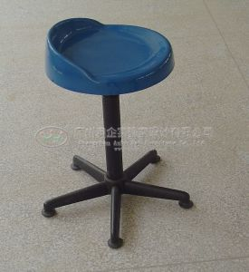Professional Lab Grade Lab Stool-Adjustable Height