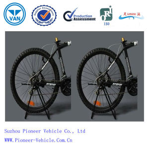 Stainless Steel Portable Bike Display Stand Rack pictures & photos