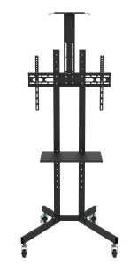 Office Mobile TV Stand with Castor Wheel pictures & photos