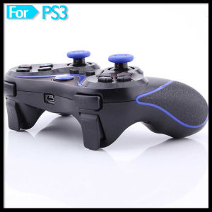 Double Shock Wireless Joystick Joypad for PS3 Video Game Concole pictures & photos