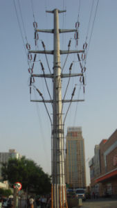ISO Steel Pole Tower (XM-405)
