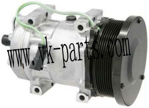 Auto Air Compressor for Truck (7h15- 4301) pictures & photos