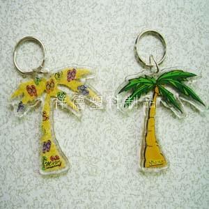 Acrylic Key Ring, Keyholders, Keychains (XD A6-003)