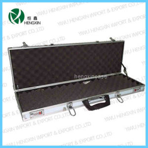 New Professional Aluminum Gun Case (HX-L019) pictures & photos