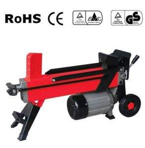 4t/5t/6t Electric Horizontal Log Splitter