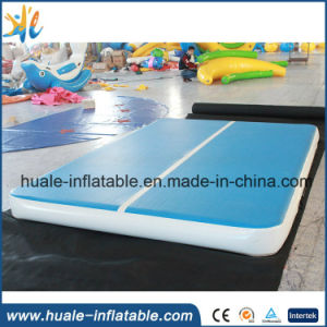 2017 Huale Inflatable New Style Inflatable Gym Mat, Inflatable Air Track for Inflatable Games