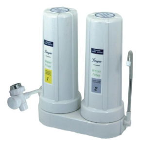Counter Top 2stage Water Filter (RY-CT-W8) pictures & photos