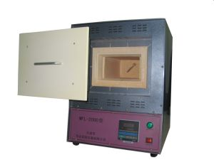Muffle Furnace Testing Machine