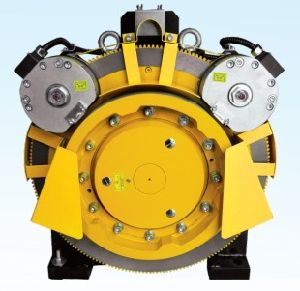 Elevator Gearless Traction Machine (HRCLS1000/1.0)