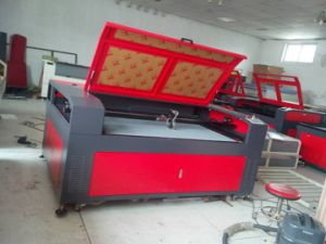 Low Price China Cloth Laser Engraving Machine Sy-1390