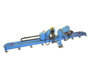 CNC Double Head Pipe (Wire) Bending Machine