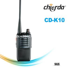 UHF/ VHF Long Distance High Flash Light Communication Walkie Talkie