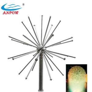 "1"" Stainless Steel Dandelion Fountain Nozzle"