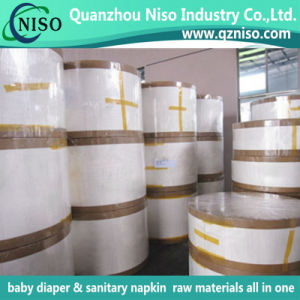 Bleached-Softwood Pulp in Rolls for Baby Diaper pictures & photos