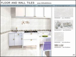 3D Inkjet Floor and Wall Ceramic Tile (VWD36C601, 300X600mm) pictures & photos