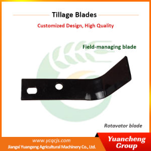 Rotary Cultivator Power Tiller Blade pictures & photos