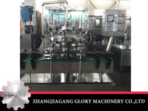 2000bph Automatic Beer Glass Bottle Rinsing Machine pictures & photos