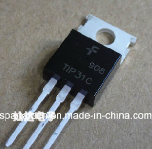 Tip31c NPN Medium Power Linear Switching Application Transistor pictures & photos