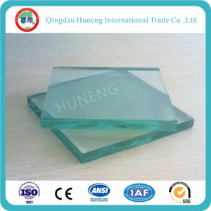 6-12mm Clear Float Glass for Tempered Door/Table pictures & photos