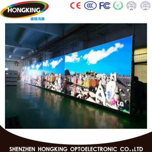 HD P4 Indoor Full-Color Video LED Display for Advertising pictures & photos