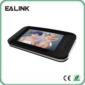 Indoor LCD Monitor Video Interphone for Villa pictures & photos