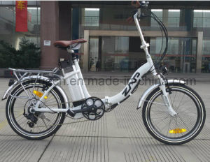 20inch Tyre Folding Ebike for Lady pictures & photos