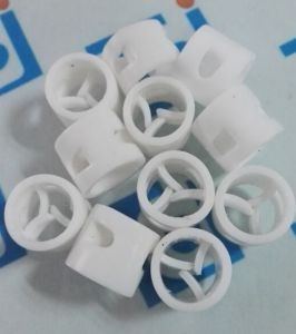 PTFE Pall Ring 20mm X 2mm X 20mm pictures & photos