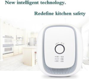 Wireless Zigbee Smart Home Automation Security Systems Combustible Gas Detector pictures & photos
