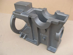 Steel Casting Structural Parts Sand Casting pictures & photos