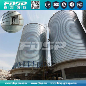Stainless Steel Silo for Sawdust and Wood with SGS Approved pictures & photos