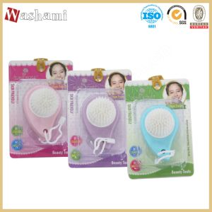 Washami Facial Tools Deep Cleaning Face Clenasing Brush pictures & photos