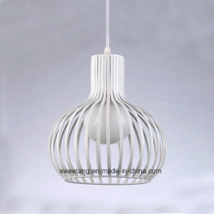 Hot Selling Simple Modern Aluminium Pendant Lamp for Indoor Use pictures & photos