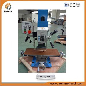 Mini Size Hobby Mill ZAY 7020V Milling and Drilling Equipment with Home use pictures & photos