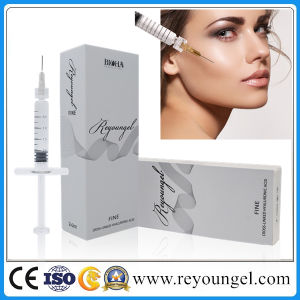 Hyaluronic Acid Dermal Filler with CE Certificates, Cross-Linked Injectable Face Use Filler pictures & photos