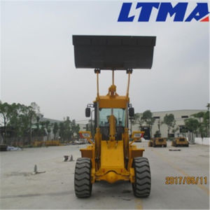 Ltma Wheel Loader 2.5t Small Front End Loader pictures & photos