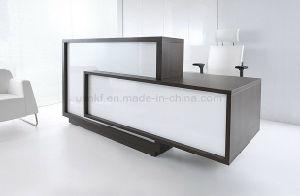 Fashion Office Furniture Melamine Reception Desk (HX-ND5091) pictures & photos
