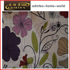 Curtain Fabric with Printed Styled-Cheap Price EDM0550